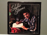 "SHAKIN STEVENS - A LATTER TO YOU (1984/CBS/HOLLAND) - VINIL/""7 Single/Impecabil, Columbia"