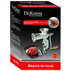 Masina tocat carne Dekasa nr. 10 - DK4010 - Masina de Tocat Carne