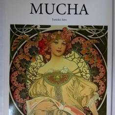 Tomoko Sato - Mucha {Taschen, lb. engleza} - Album Arta