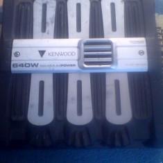 Amplificator auto Kenwood