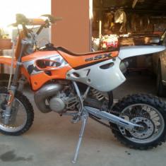 KTM - Motocicleta KTM