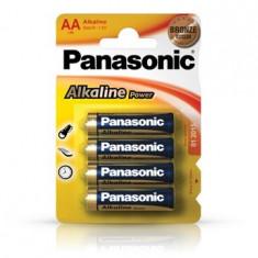 Baterii alcaline R6/blister 4 bucati