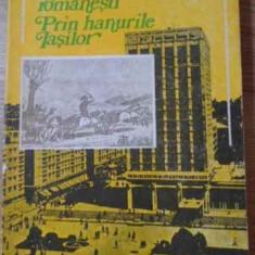 Traditii Ale Ospitalitatii Romanesti Prin Hanurile Iasilor - Constantin Botez, Adrian Pricop, 395580 - Carte Istorie