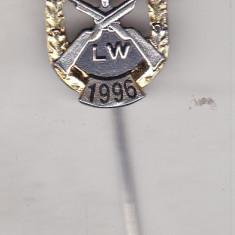 bnk ins Germania - Insigna vanatoare - Landesjagtverband NW 1996