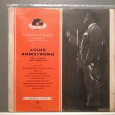 LOUIS ARMSTRONG - SINGS and PLAY...(1961/POLYDOR/RFG) - Vinil/Raritate/Vinyl - Muzica Jazz universal records