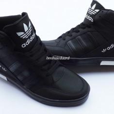 Adidasi Ghete Adidas High Court marimea 42 - Adidasi barbati, Culoare: Din imagine, Piele sintetica