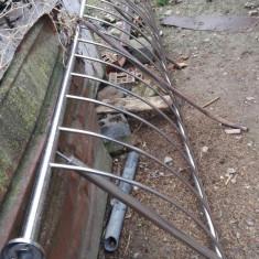 Balustrada inox 8 metri lungime