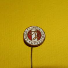 Insigna fotbal Dinamo Bucuresti (Amicii clubului Dinamo)