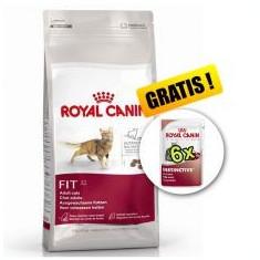 Royal Canin FIT 32 - 2kg + 6 x 85g plicuri GRATIS