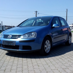 Vw Golf 5 1.6 Benzina, An Fabricatie: 2004, 166400 km, 1600 cmc