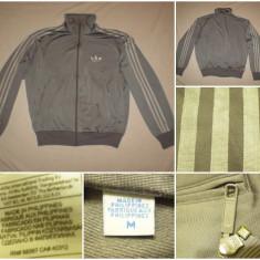 Bluza Adidas Originals (M) gri casual sport retro vintage - Bluza barbati, Marime: M, Culoare: Din imagine