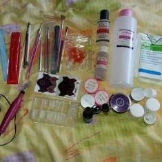 Kit pentru unghii cu gel - Unghii false