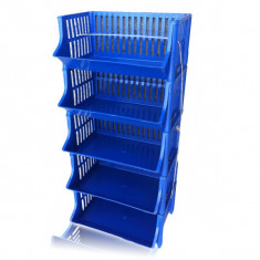 Raft modular plastic - Raft/Etajera