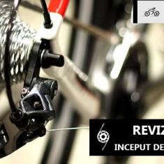 Extreme Bike Service - promotie revizie totala de primavara - Mountain Bike Merida, 22 inch, 26 inch, Numar viteze: 27