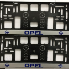 Suport Suporti Numar Personalizate Opel SET 2 BUC. AL-TCT-263 - Suport numar Auto