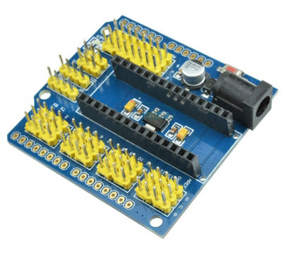 Placă de expansiune v.3 / Shield extension board Arduino Nano (v.23) foto