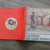 Locuinta din gura tigrului (povesti chineze)/ ilustratii Irina Dana Nicolescu - Carte de povesti