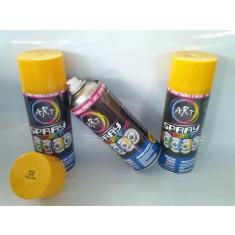 Spray Vopsea Galben Rezistent Termic ETRIER TAMBUR AL-TCT-2051