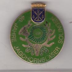 bnk ins Germania - Insigna vanatoare - Solingen 1995