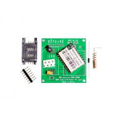 Kit modul gprs gsm M590 pentru mesaje scurte in caz de alarma arduino
