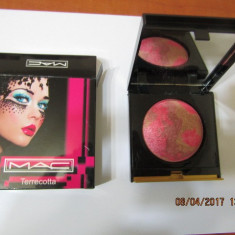 BLUSH MAC TERRACOTTA ---SUPER PRET, SUPER CALITATE!