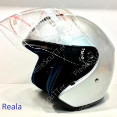 Casca Moto Scuter - ATV De Vara Open Face (L - 59 - 60), Marime: L