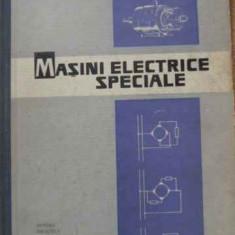 Masini Electrice Speciale - I. Novac, 395536 - Carti Electrotehnica