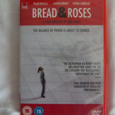 Bread and roses - Ken Loach - Film Colectie Altele, DVD, Engleza
