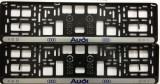 Suport Numar Personalizate AUDI SET 2 BUC. AL-TCT-263
