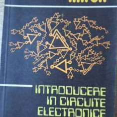 Introducere In Circuite Electronice - Costin Miron, 395582 - Carti Electrotehnica