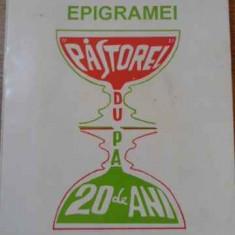 In Dulcele Targ Al Epigramei Pastorel Dupa 20 De Ani Antologi - Colectiv, 395608 - Carte poezie