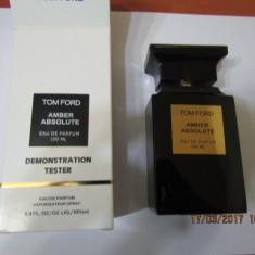 PARFUM TESTER TOM FORD AMBER ABSOLUTE -- 100 ML -SUPER PRET, SUPER CALITATE! - Parfum unisex Tom Ford, Apa de parfum