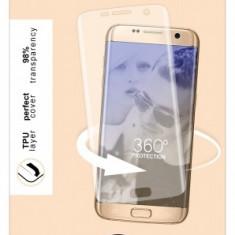Folie Protectie ecran Samsung Galaxy S7 edge G935 Beeyo Full Cover Blister Originala - Folie de protectie