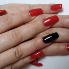Aplic unghii false - Gel unghii Alta Marca