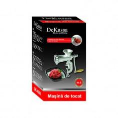 Masina tocat carne Dekasa nr. 8 - DK4008 - Masina de Tocat Carne