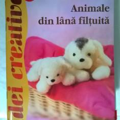 Monika Dillbaum - Animale din lana filtuita