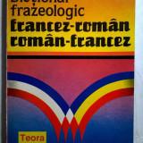 Elena Gorunescu – Dictionar frazeologic francez-roman si roman-francez - Carte in franceza