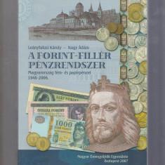 Catalog Ungaria 1946-2006 bancnote si monede