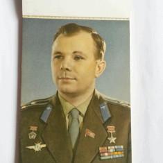 COSMONAUTI-CARNET CU 13 CARTI POSTALE CU COSMONAUTI SOVIETICI- - Carte postala tematica, Necirculata, Printata, Rusia
