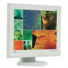 Monitor 18 inch LCD MultiSync NEC 1830E, White, Panou Grad B