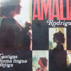 Amalia Rodriquez - Muzica Folk Altele, CD