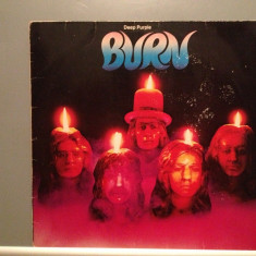 DEEP PURPLE - BURN (1974/EMI-ELECTROLA/RFG) - disc Vinil/Analog/Vinyl - Muzica Rock emi records