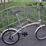 "Bicicleta pliabila Scamper roti 20"", Numar viteze: 6"