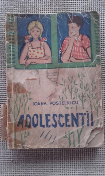 Adolescentii - Ioana Postelnicu foto mare