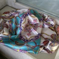 BATIC SUPERB MATASE VEGETALA PLINA MODEL HERMES 100/95 CM - Batic Dama, Culoare: Din imagine