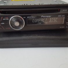 CD PLAYER PIONEER 4x50W cu USB DEH 4000UB - CD Player MP3 auto