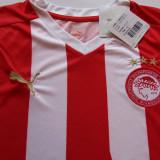 Tricou nou - fotbal PUMA -  OLYMPIACOS PIREU (produs oficial)