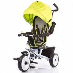Tricicleta 1-5 Ani Chipolino Sportico Lime - Tricicleta copii