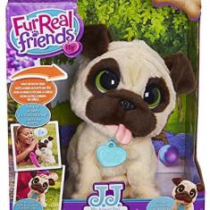 Jucarie interactiva de plus My jumpin Pug, Furreal Hasbro