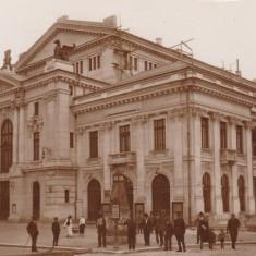 TURNU SEVERIN, TEATRUL NATIONAL - Carte Postala Oltenia dupa 1918, Drobeta-Turnu Severin, Necirculata, Fotografie